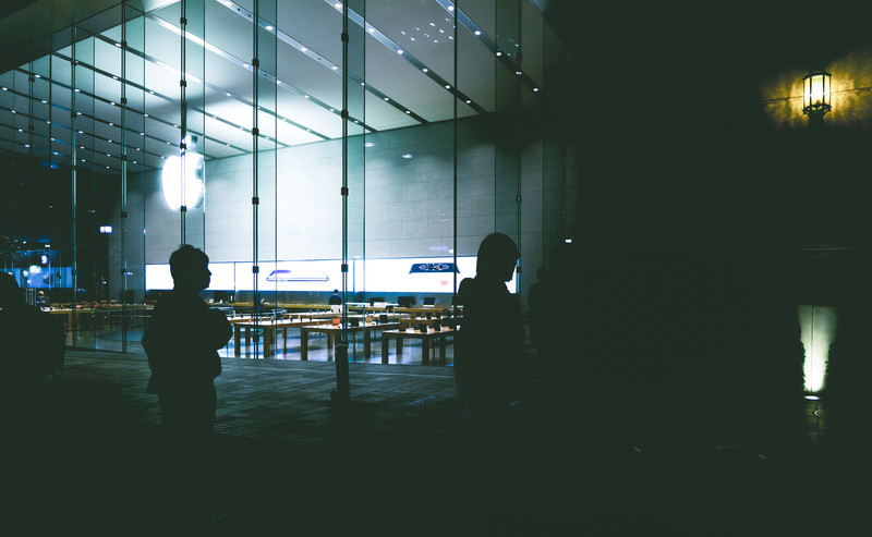 アップル販売店