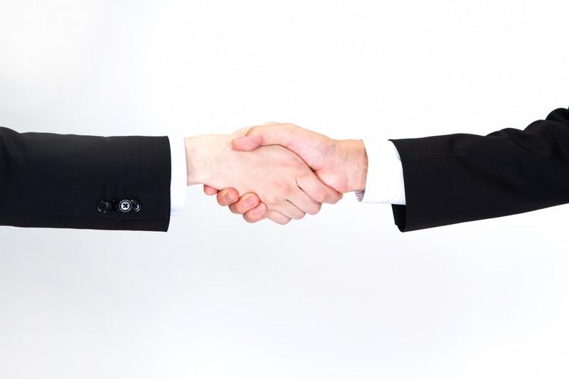事業譲渡契約締結